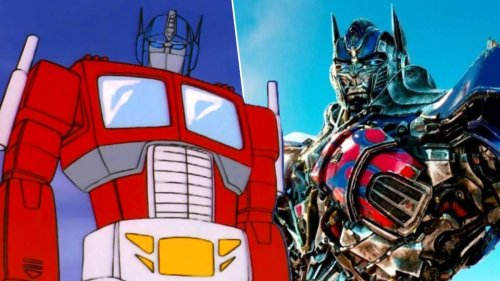 Fresh Optimus Prime Image Shown Off As New Transformers Movie Wraps Filming