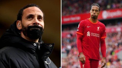 Rio Ferdinand Makes Surprise Choice For Premier League's Best Defender