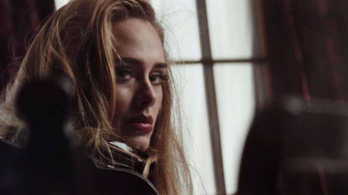 Adele Says She Looked Like Emily Blunt And 'Had T**s Out' In Vogue