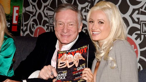 Holly Madison Accuses Hugh Hefner Of 'Abusive' Behaviour During Relationship