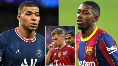Serge Gnabry Claims Ousmane Dembele Is 'Much Better' Than Kylian Mbappe, Joshua Kimmich Gets P****d Off With TV Debate