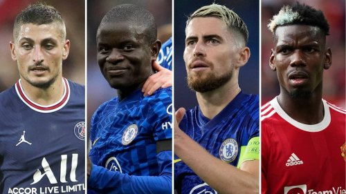 The 10 Best Central Midfielders In World Football Revealed, N'Golo Kante Only Ranks 7th