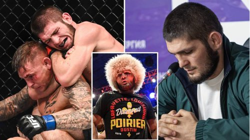 UFC Legend Claims Khabib Nurmagomedov 'Took Himself Out' Of MMA GOAT Debate, Names His Top Three Picks