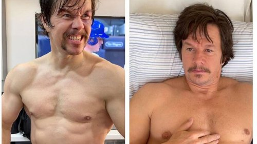 Mark Wahlberg's Chef Reveals What He Eats To Put On Weight For Roles