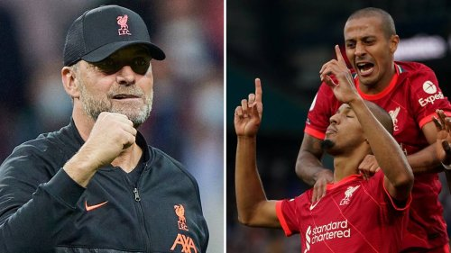 'Especially With Thiago Already There' - Liverpool Urged NOT To Sign 'World-Class' Midfielder