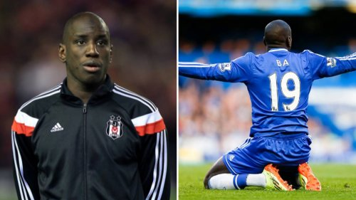 Demba Ba Reveals He Was Once Locked In A Car Boot To Hide Transfer