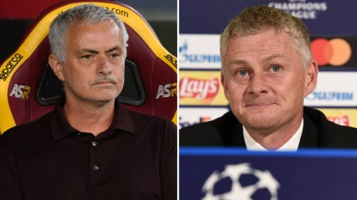 Jose Mourinho Plotting January Raid Of Man United As Roma Boss Wants Reunion With Player