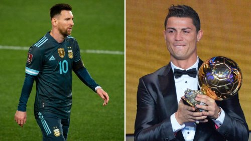 "Cristiano Ronaldo Has ""Never Deserved To Win The Ballon d'Or More"""