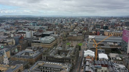 ​Glasgow Is The UK's Most Potty-Mouthed City