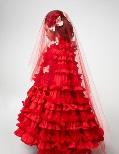 Défilé Giambattista Valli Haute Couture Printemps-été 2021 - Paris - Elle