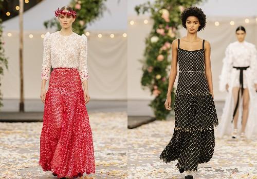Fashion Week Haute Couture : une fête inattendue - Elle