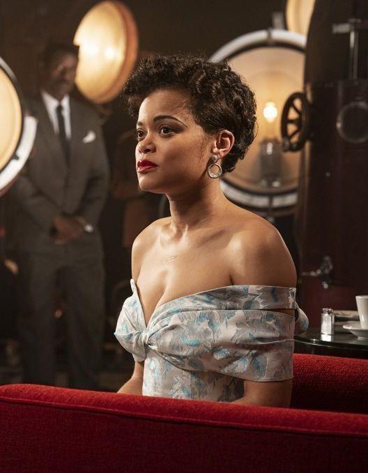 Biopic sur Billie Holiday : l'hommage de Prada à travers les costumes du film - Elle