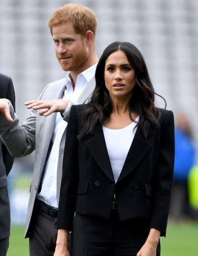 Meghan Markle et le prince Harry : ce terrible sondage au sujet du couple - Elle