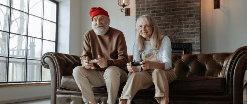 Ces 5 gamers seniors qui fascinent le web