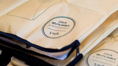 Démocratisation des colis réutilisables : Hipli s'associe avec Colissimo