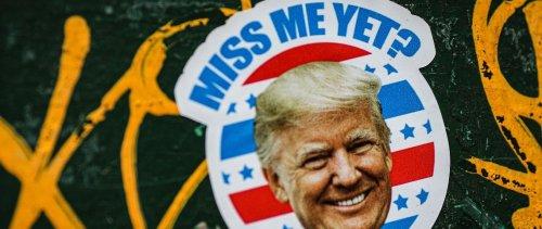 Donald Trump a lancé son blog, et c'est un flop