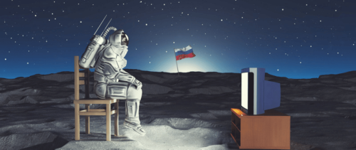 Course à l'espace : la Russie annonce le tournage du premier film en orbite