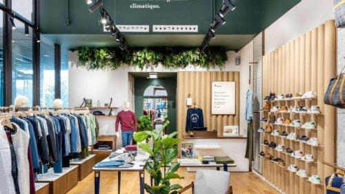 Fairly crée pour Faguo le 1er concept retail responsable de la Fair fashion