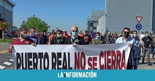 El ultimátum de Airbus: da seis días a la plantilla de Puerto Real para el acuerdo