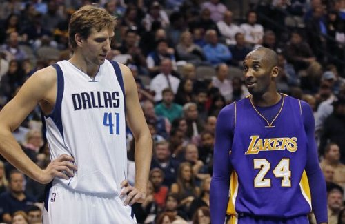 Dirk Nowitzki discloses that Kobe Bryant recruited him to join Lakers right after he won title with Mavericks