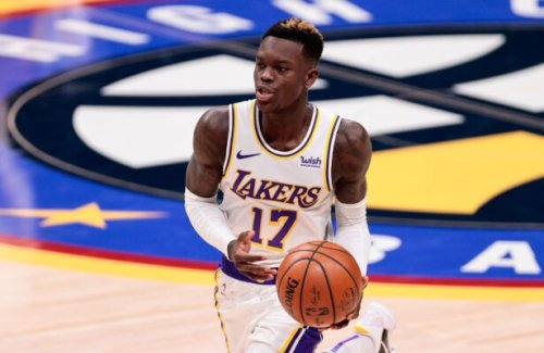 Report: Knicks to pursue Lakers guard Dennis Schroder in free agency