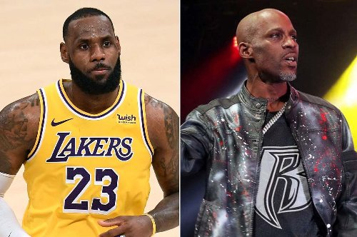 LeBron James reacts to the tragic death of DMX