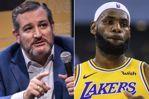 LeBron James comes to Michael Vick's defense after Ted Cruz fires shot at him