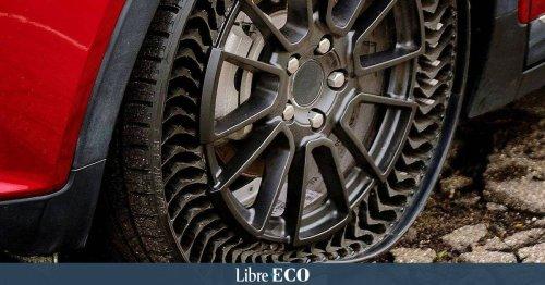 Des pneus sans air : la nouvelle arme révolutionnaire de Michelin contre les crevaisons