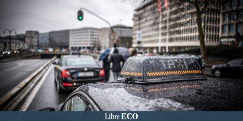 """Les taxis bruxellois VS Uber : """"Des sommes colossales sont en jeu"""""""