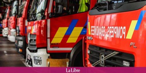 Intempéries ce samedi soir: la province de Namur fortement touchée