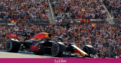 Verstappen fait le break aux USA