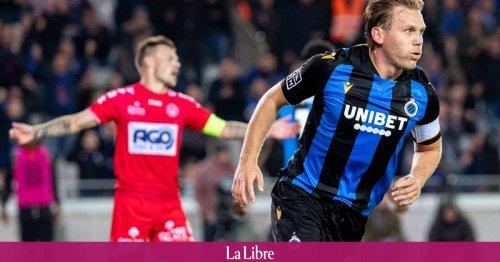 Jupiler Pro League : le Club Bruges bat Courtrai 2-0 grâce à un doublé de Vormer et reprend la tête du classement