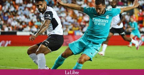 Eden Hazard va jouer son 50e match avec le Real: un énorme goût de trop peu