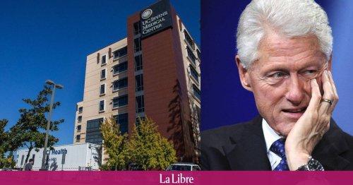 Nuit supplémentaire à l'hôpital pour l'ex-président américain Bill Clinton