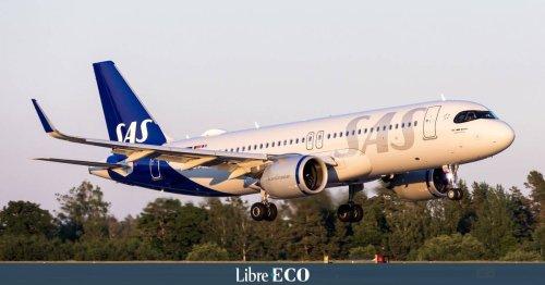 """La compagnie aérienne SAS s'écroule en Bourse alors qu'elle """"lutte pour survivre"""", alerte son CEO"""