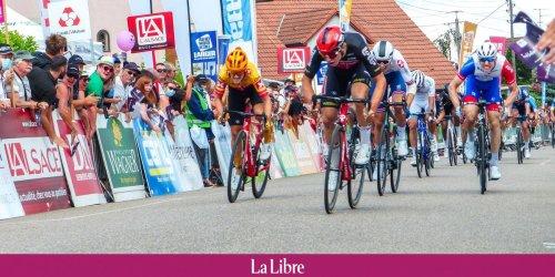 Nouvelle victoire d'Arnaud De Lie au Tour d'Alsace !