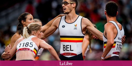 JO 2020: la Belgique et les Pays-Bas déboutés par le TAS qui maintient le résultat du 4x400 mixte
