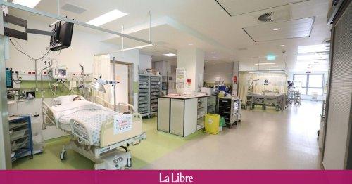 Coronavirus en Belgique: le nombre d'admissions quotidiennes poursuit son recul entamé il y a plusieurs jours