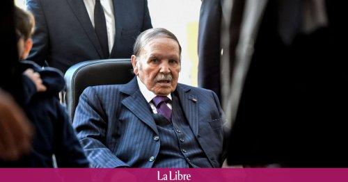 Deux ans après avoir été chassé du pouvoir, disparition finale d'Abdelaziz Bouteflika