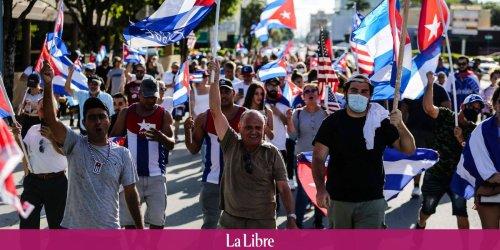 """Les Etats-Unis peuvent-ils vraiment """"rétablir"""" internet à Cuba?"""