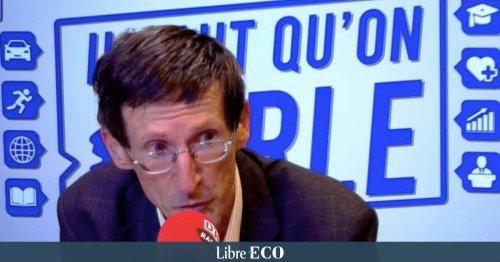 """Étienne de Callataÿ, économiste belge: """"Quand on voit des enfants grandir dans des familles pauvres en Wallonie et à Bruxelles, on a de quoi être enragé"""""""