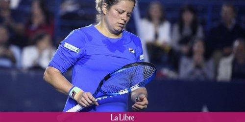Kim Clijsters de retour pour un match exhibition contre Stephens à Atlanta dimanche