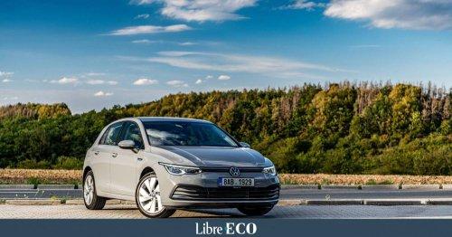La Golf n'est plus la voiture la plus populaire en Europe : voici celle qui l'a détrônée
