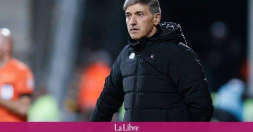"""Felice Mazzù fier de ses joueurs: """"Le genre de victoire qui nous fait grandir"""""""