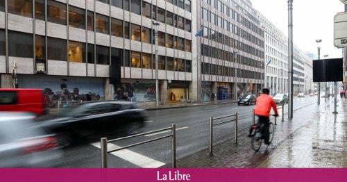 Une voie de circulation supprimée rue de la Loi à Bruxelles afin d'élargir la piste cyclable
