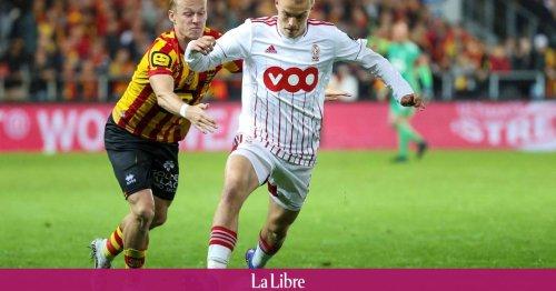 Après une rencontre perturbée par les supporters, le Standard s'incline à Malines (3-1)