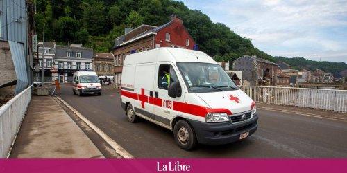 """A Pepinster, l'aide de la Croix-Rouge se fait attendre: """"Ce n'est pas normal"""""""