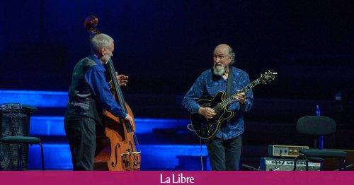 John Scofield et Dave Holland, bleus de blues et de country