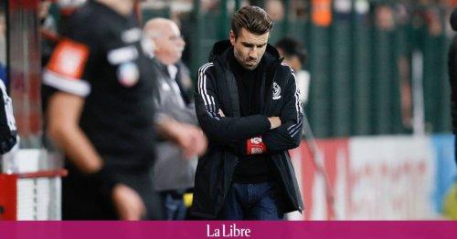 """Luka Elsner frustré après sa première avec le Standard: """"On doit être capable de récréer un leadership plus solide"""""""