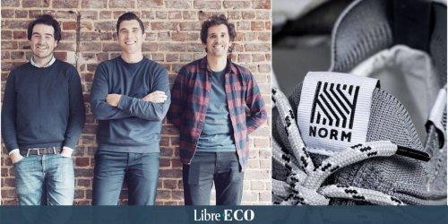 """Première campagne de recyclage pour les chaussures belges Norm : """"Les 'sneakers' les plus éco-responsables au monde"""""""